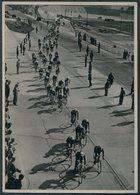 1936 Germany Berlin Olympics Olympia Sammelwerk 14 Bild 170 Gruppe 59 Cycling 100km Road Race - Tarjetas