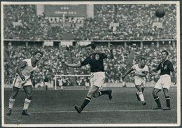 1936 Germany Berlin Olympics Olympia Sammelwerk 14 Bild 149 Gruppe 58 Handball Austria Hungary - Tarjetas