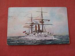 Protected Steel Cruiser Boston  --. Ref 3158 - Oorlog