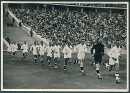 1936 Germany Berlin Olympics Olympia Sammelwerk 14 Bild 147 Gruppe 59 Handball German Team - Trading Cards