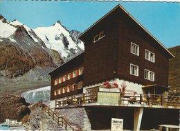 Restaurant Karl Volkerhaus. Großglockner Hochalpenstrasse. Austria.    B-3545 - Hotels & Restaurants