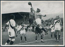 1936 Germany Berlin Olympics Olympia Sammelwerk 14 Bild 144 Gruppe 59 Peru V Austria Football - Tarjetas