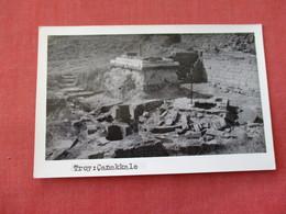 RPPC  Troy Canakkale Turkey  --. Ref 3158 - Turkey