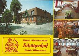 Hotel - Restaurant  Schützenhof. Groß Wittensee Bei Eckernförde. Germany.   B-3546 - Hotels & Restaurants