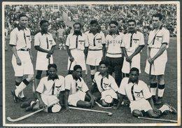 1936 Germany Berlin Olympics Olympia Sammelwerk 14 Bild 155 Gruppe 58 India Hockey - Trading Cards