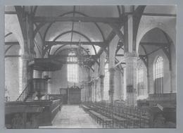 NL.- HOORN. Noorderkerk Interieur - Kerken En Kathedralen