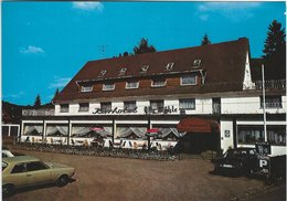 "Cafe- Restaurant  Kurhotel ""Alte Mühle"" Altenau Germany.   B-3547 - Hotels & Restaurants"