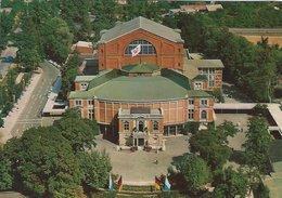 Richard-Wagner-Festspielhaus. Bayreuth. Germany.   B-3548 - Singers & Musicians