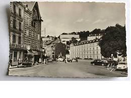 CPSM - TULLE - Le Carrefour Et Le Monument Aux Morts - Tulle