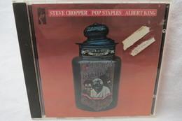 """CD """"Steve Cropper, Pop Staples, Albert King"""" Jammed Together - Blues"""