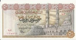 EGYPTE 50 PIASTRES 1978 UNC P 43 - Egypte