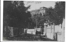 San Remo (Imperia). Castello Devachan. - San Remo