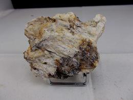 DISTHENE PRATIQUEMENT Entiérement Transformé En Sillimanite 6, X 6, CM LA CHAPELLE LAURENT - Minéraux