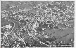 HERISAU → Fliegeraufnahme Von Herisau Anno Ca.1950 - AR Appenzell Rhodes-Extérieures