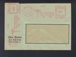 Dt. Reich Brief 1939 2 Stempel Reichswahrerbund - Deutschland