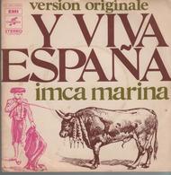 Disque 45 Tours IMCA MARINA - 1972 - Vinyles