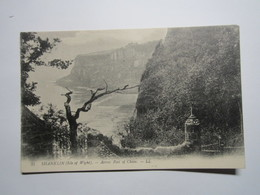 Shanklin (Isle Of Wight) ACROSS FOOT OF CHINE - Angleterre