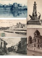 LOT DE 500 CPA ET CPSM(petit Format)  DE ROYAN + PONTAILLAC. - Cartes Postales