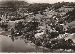 Carte Postale Des Années 50-60 De La Savoie - Vue Aérienne - Hameau De Bouvent - Novalaise - Francia