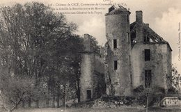 Cicé (35) - Château De Cicé. - Frankreich