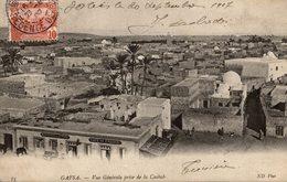 GAFSA VUE GENERALE PRISE DE LA CASBAB - Tunisia