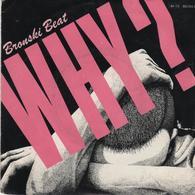 Disque 45 Tours BRONSKI BEAT - 1984 - Vinyles
