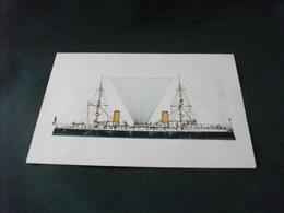 NAVE SHIP  ELETTRA GUGLIEMO MARCONI MAXIMUM CARD N°59 - Barche