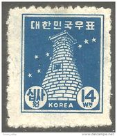 550 Korea 1948 Astronomy Observatoire Kyongju (KOS-98) - Astronomie