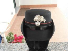 CC ITALIA BERRETTO RIGIDO DONNA DA CARABINIERE - Headpieces, Headdresses