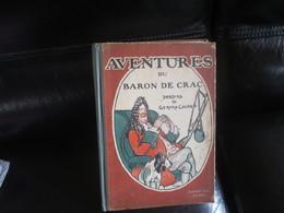 Aventures Du Baron De Crac ILLUSTRATEUR : Cochet Gérard - Livres, BD, Revues