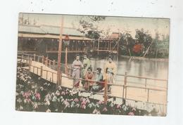 NAGOYA (JAPON. JAPAN ) FEMMES EN COSTUMES (LADIES)  1909 - Nagoya