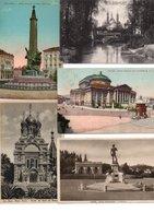 LOT DE  500 CARTES POSTALES ITALIE (1900/1955) / . LOT OF 500 POSTCARDS ITALY/ ITALIA ( 1900/1955). - Cartes Postales