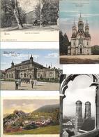 LOT DE  500 CARTES POSTALES ALLEMAGNE (1900/1955) /  LOT OF 500 POSTCARDS GERMANY / DEUTSCHLAND ( 1900/1955). - Cartes Postales