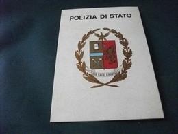 POLIZIA DI STATO  STEMMA GENOVA FESTA DELLA POLIZIA 1984 - Polizia – Gendarmeria