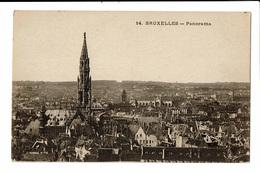 CPA - Carte Postale -  Belgique - Bruxelles Panorama VM403 - Panoramische Zichten, Meerdere Zichten