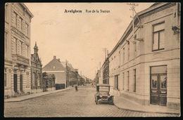 AVELGEM  RUE DE LA STATION - Avelgem