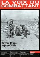 La Voix Du Combattant N°1842 02/2019 - UNC AISNE - 1959 Le Plan Challe - Revues & Journaux
