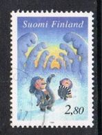 Finland SG1373 1994 Christmas 2m.80 Fine Used [13/13923/6D] - Finland
