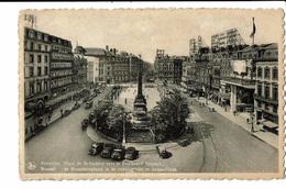 CPA - Carte Postale -  Belgique - Bruxelles -  Place De Brouckère  VM406 - Bossen, Parken, Tuinen
