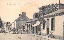 ¤¤   -  FROSSAY   -  La Rue Du Calvaire     -  ¤¤ - Frossay