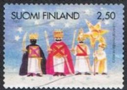 Finland SG1614 2000 Christmas 2m.50 Good/fine Used [13/13913/6D] - Finland