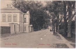Lithuania Lituanie Lietuva 1913 Ukmerge Wilkomierz - Lithuania