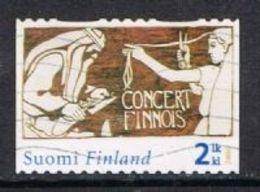 Finland SG1813 2006 Posters By Akseli Gallen-Kallela 2 Klass Good/fine Used [13/13916/6D] - Finland