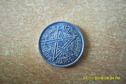 """1 Franc """"Empire Chérifien"""" An 1951""""ALU"""" En Splendide,comme Neuve. - Colonies"""