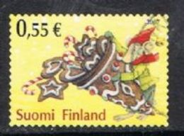 Finland SG1887 2007 Christmas 55c Good/fine Used [13/13915/6D] - Finland