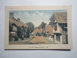The Old Village Shanklin - Angleterre