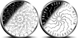 "HOLANDA  5€ 2.018  2018  PLATA/SILVER ""FANNY BLANKERS-KOEN""  SC/UNC T-DL-12.252 - Paises Bajos"