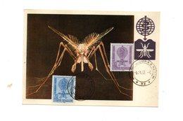 LAB522 - ITALIA REPUBBLICA , Lotta Contro La Malaria - Malattie