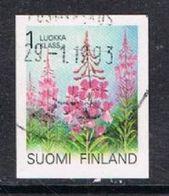Finland SG1303 1992 Provincial Plants 1 KLASS Good/fine Used [13/13932/6D] - Finland