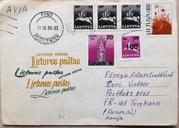 Lithuania Faroe Islands - Lithuania